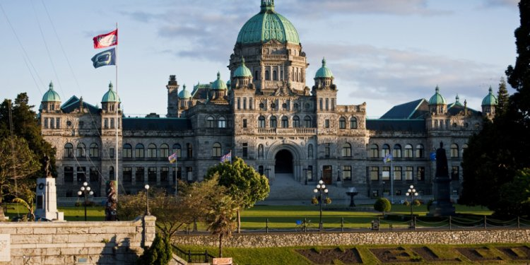 BC Legislature Victoria