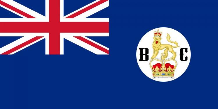 Colony of British Columbia