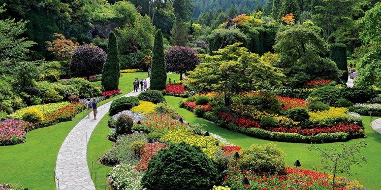 Gardens | British Columbia