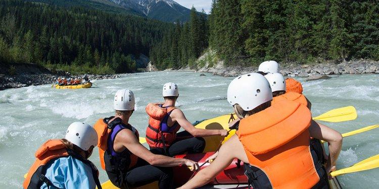 River Rafting | British