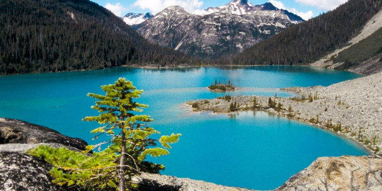 British Columbia Hiking –