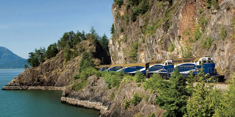 Sea to Sky Climb Train