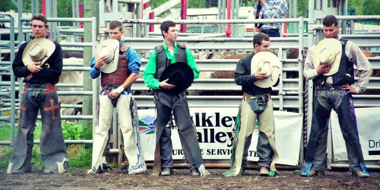 Quesnel Rodeo British Columbia